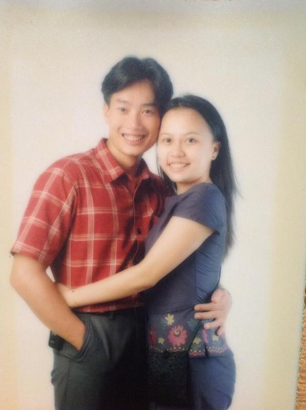 He lo nguoi vo bi an, xinh dep cua MC Hoa Thanh Tung