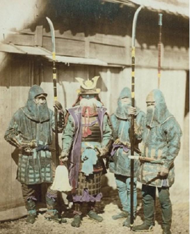 Cuc hiem anh ve nhung vo si Samurai Nhat cuoi cung-Hinh-2