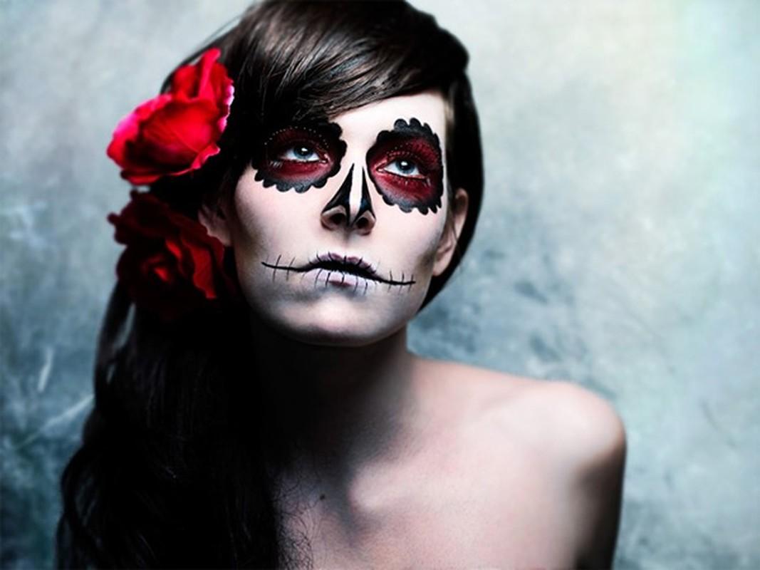 Nhũng tác hại kinh hoàng của viẹc hoa trang Halloween-Hinh-2