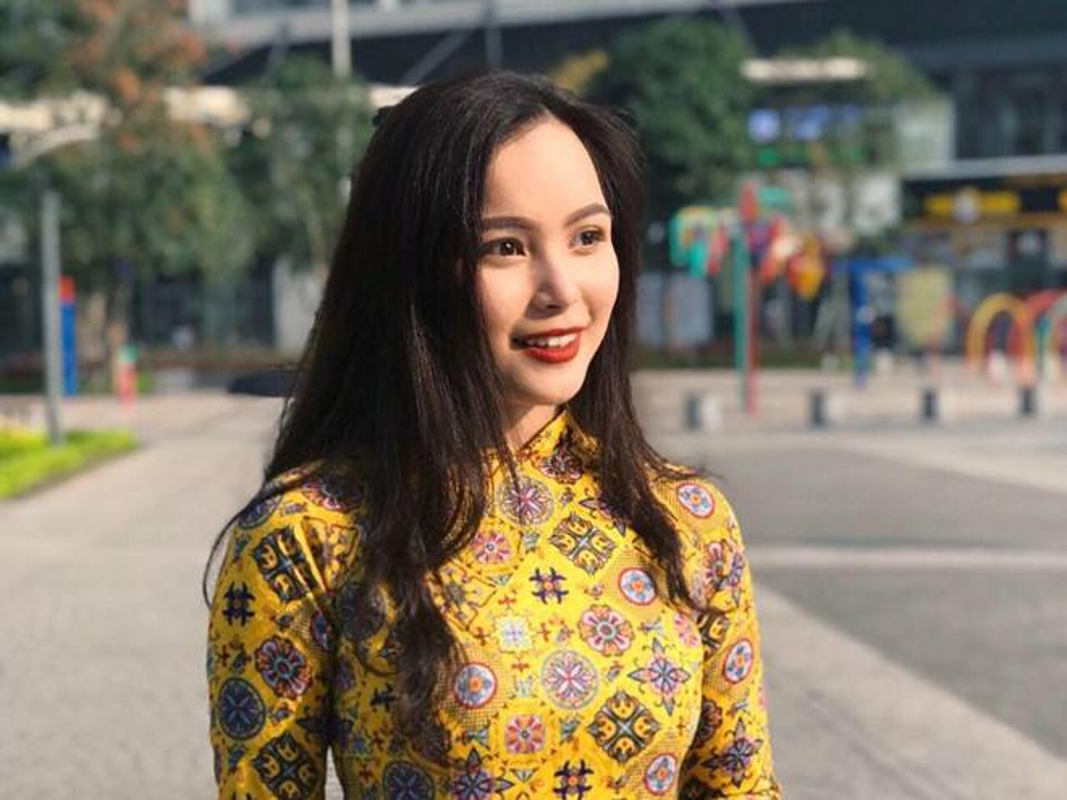 Nu sinh tang hoa Tong thong Donal Trump toi Thuong dinh My-Trieu la ai?-Hinh-3