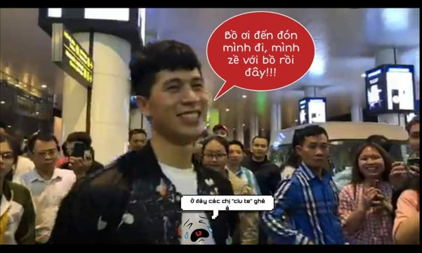 Loat anh che hai huoc chao mung cau thu Dinh Trong ve nuoc-Hinh-7