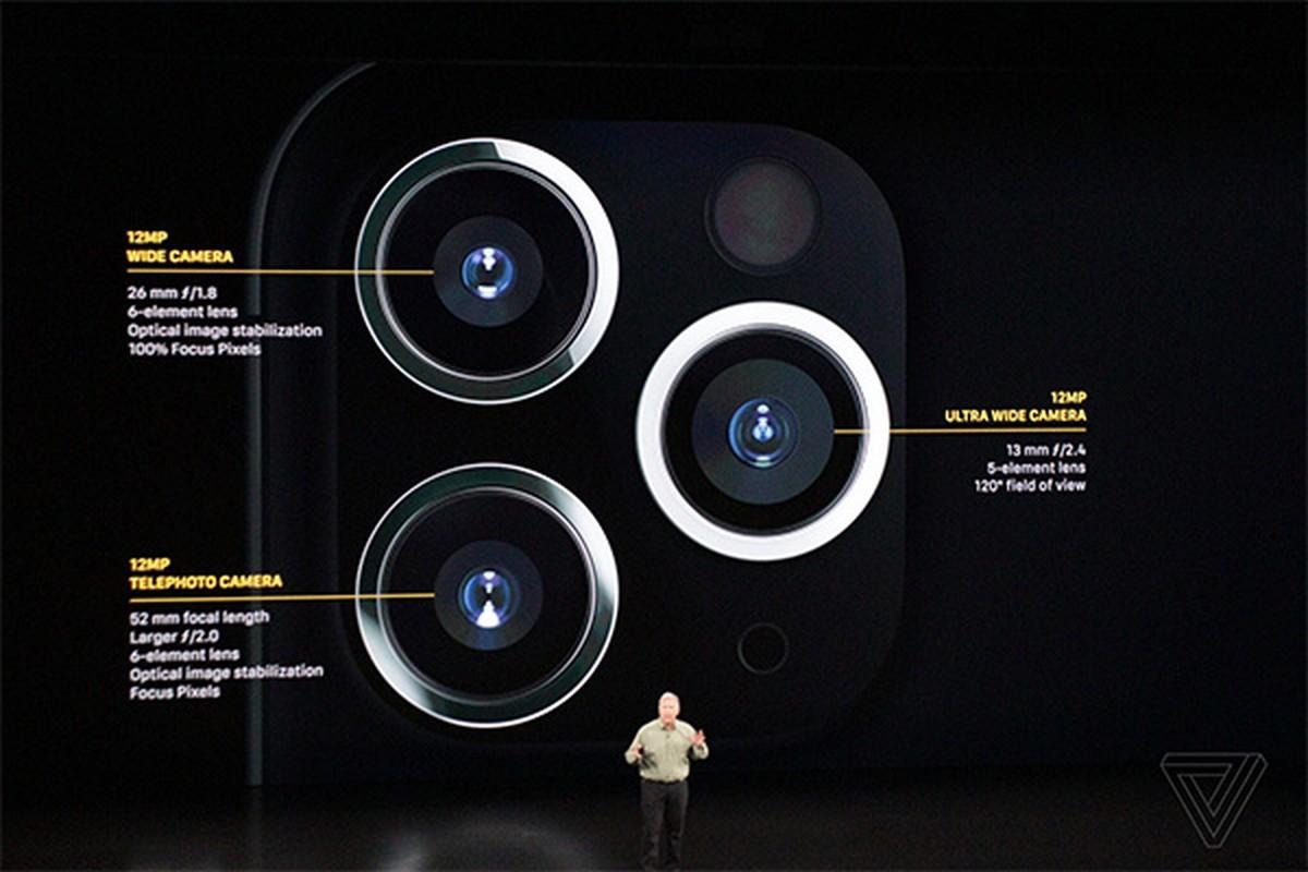 """iPhone 11, 11 Pro va 11 Pro Max trinh lang tu 699 USD: Co """"ngon an"""" hon Samsung Galaxy Note 10?-Hinh-2"""