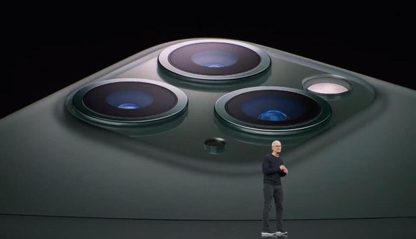 """iPhone 11, 11 Pro va 11 Pro Max trinh lang tu 699 USD: Co """"ngon an"""" hon Samsung Galaxy Note 10?"""