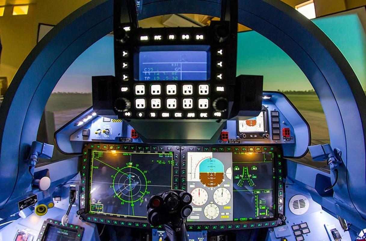 """Dat len ban can"" chien dau co F-35 My va Su-35 Nga-Hinh-6"