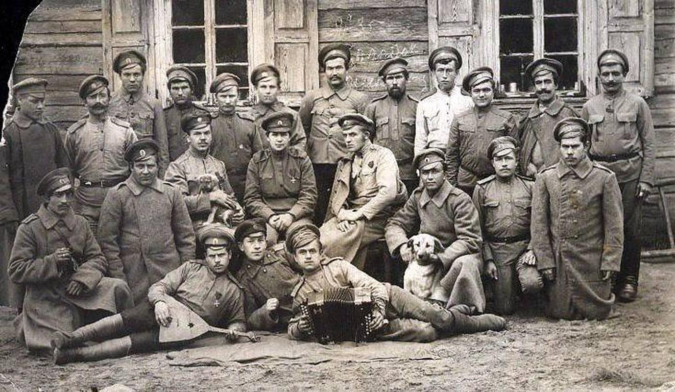 Nu chien binh Anh hung cua Nga trong 2 cuoc chien tranh the gioi-Hinh-11
