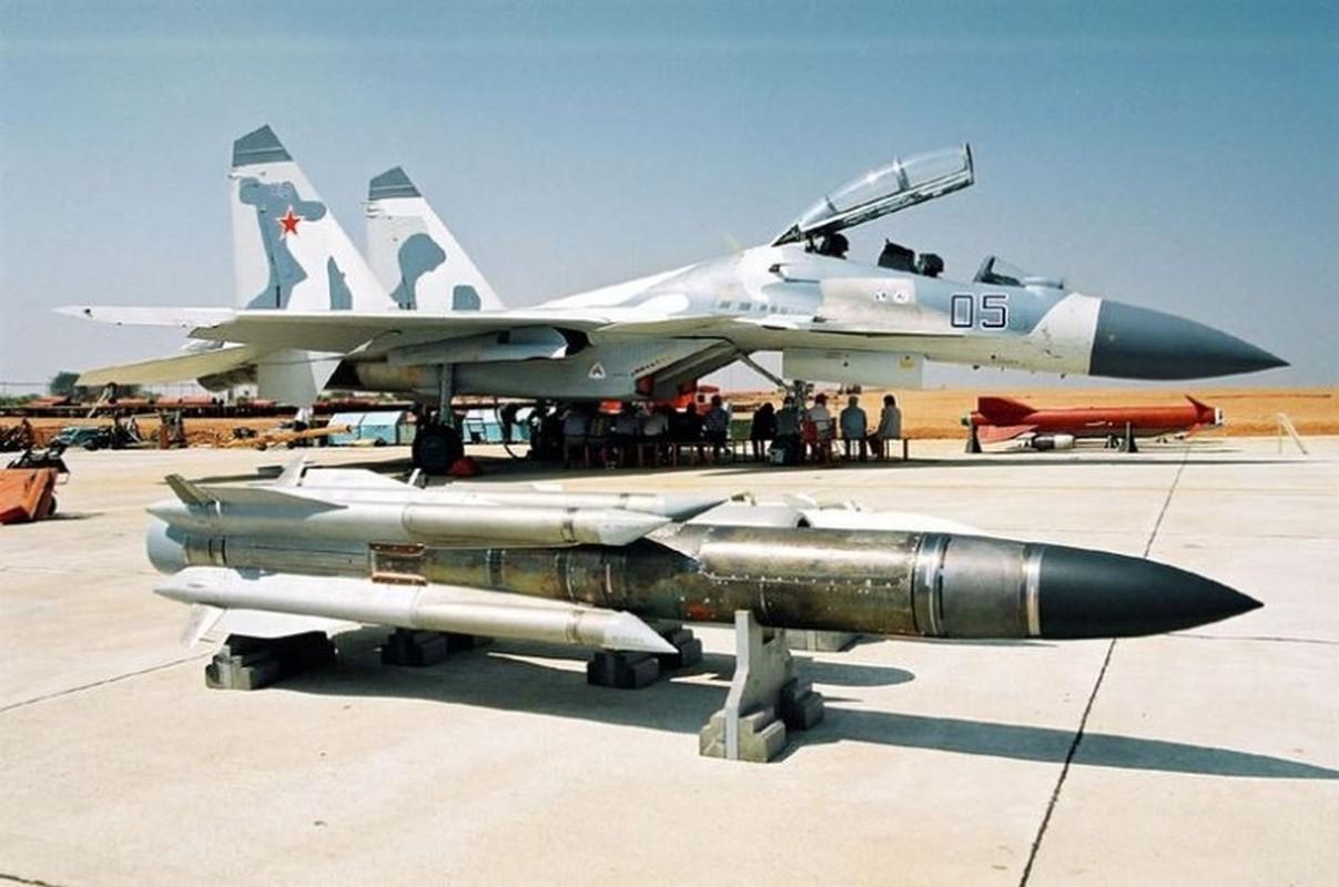 Tiem kich Su-57 cua Nga nhan ten lua sieu thanh Zircon thu nho-Hinh-5