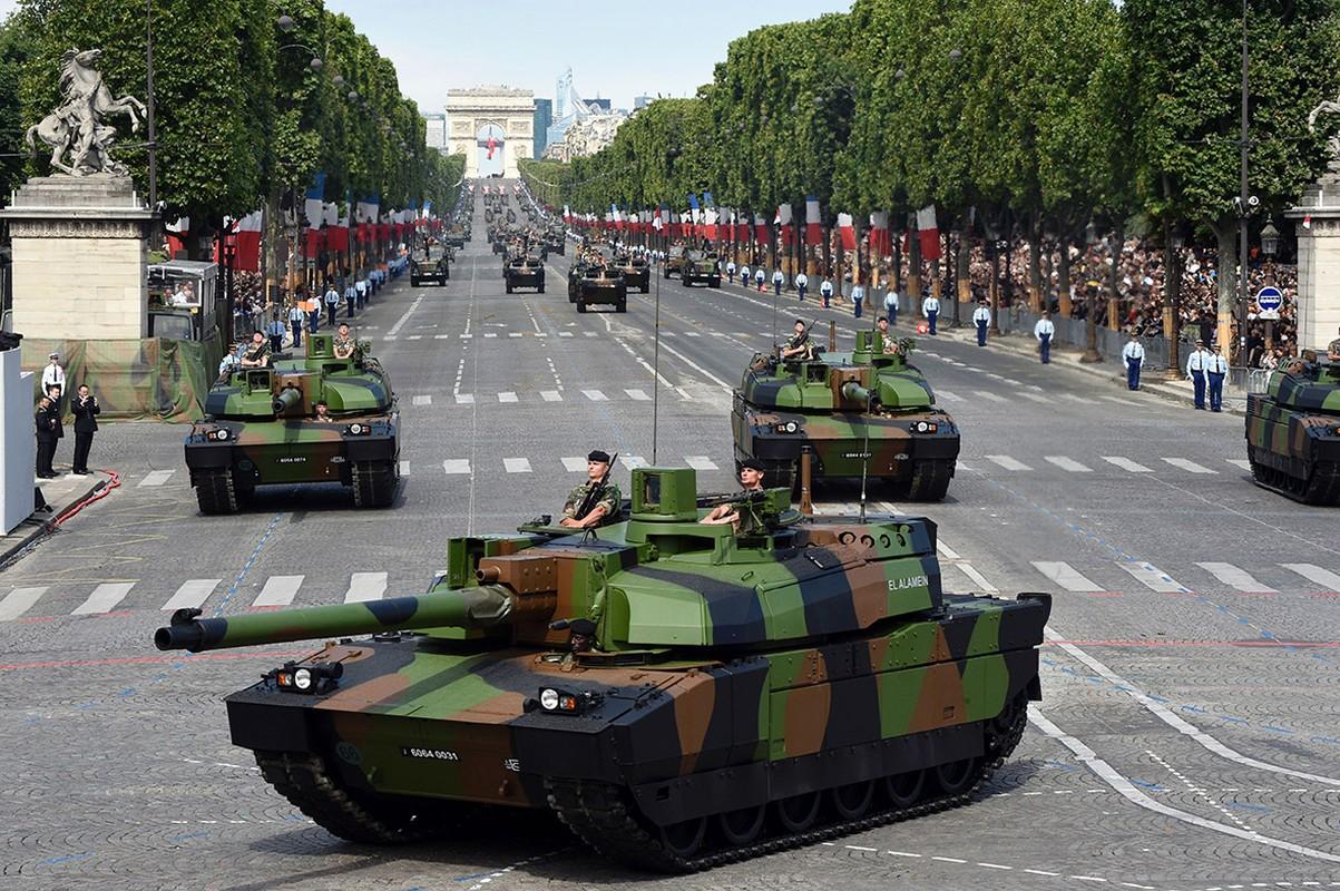 Cai nhau tren mang, linh Phap lo tai lieu mat ve xe tang Leclerc-Hinh-10