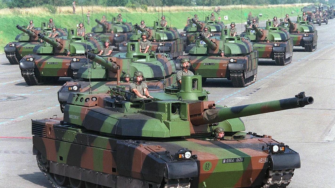 Cai nhau tren mang, linh Phap lo tai lieu mat ve xe tang Leclerc-Hinh-4
