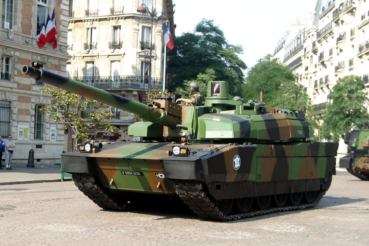 Cai nhau tren mang, linh Phap lo tai lieu mat ve xe tang Leclerc-Hinh-6