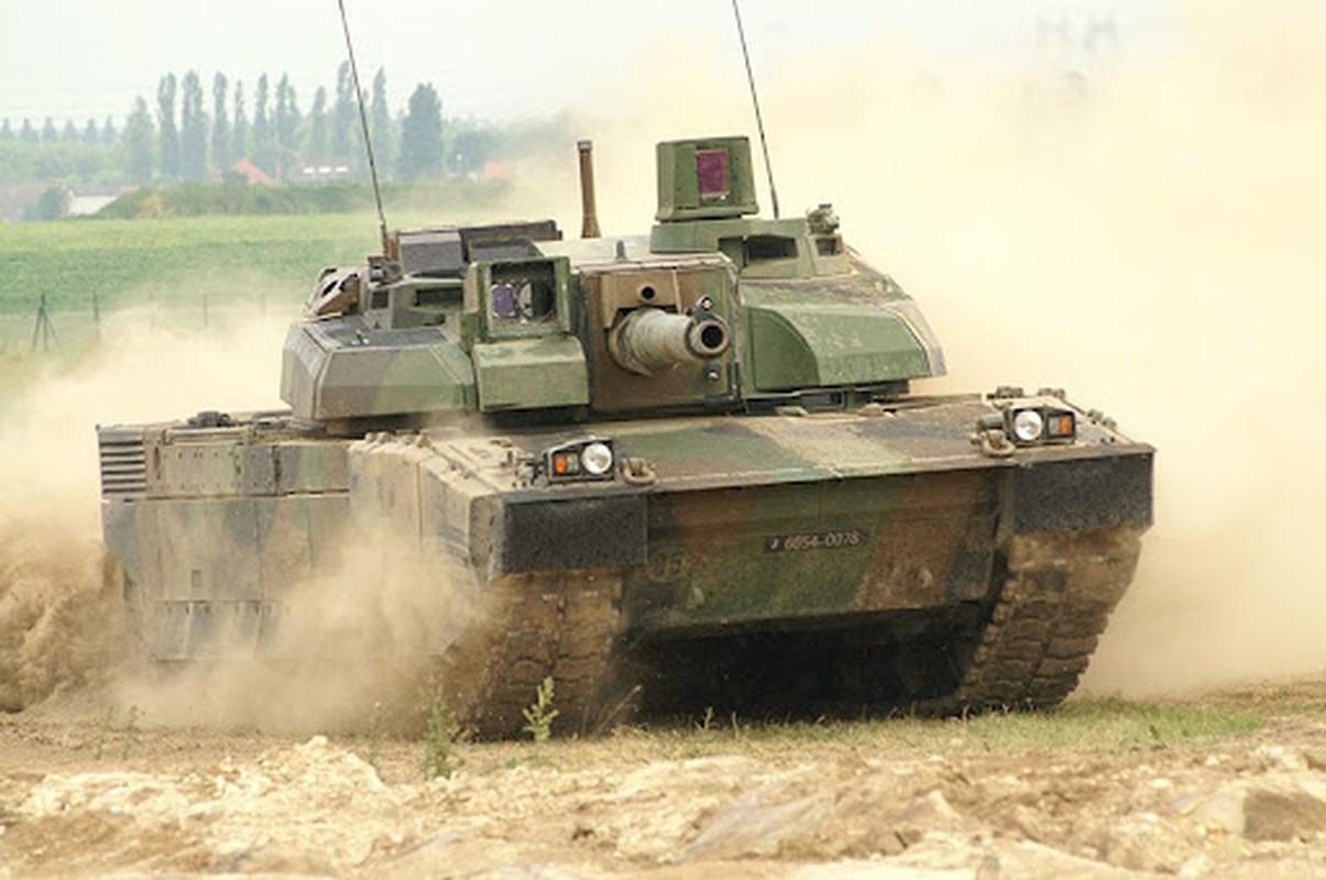 Cai nhau tren mang, linh Phap lo tai lieu mat ve xe tang Leclerc-Hinh-7