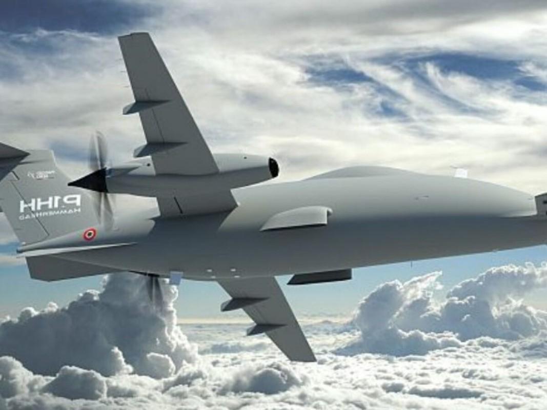 Italia: Tu bo UAV va mua may tu hang che tao xe may Vespa-Hinh-14
