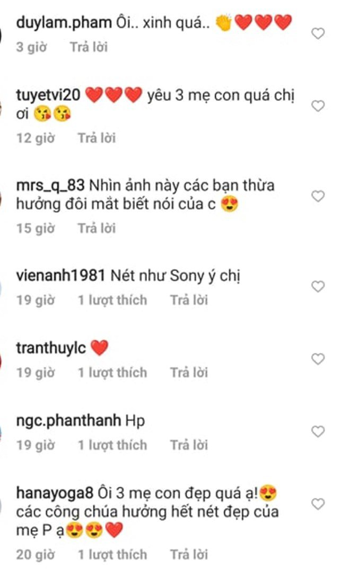 "De lo mat moc, con gai Phuong Chanel duoc khen ""xinh hon me""-Hinh-5"