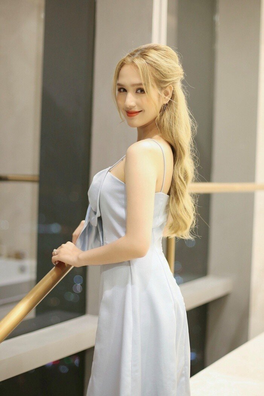 Khoe anh di lam, hot girl Xoai Non xinh het phan thien ha-Hinh-9