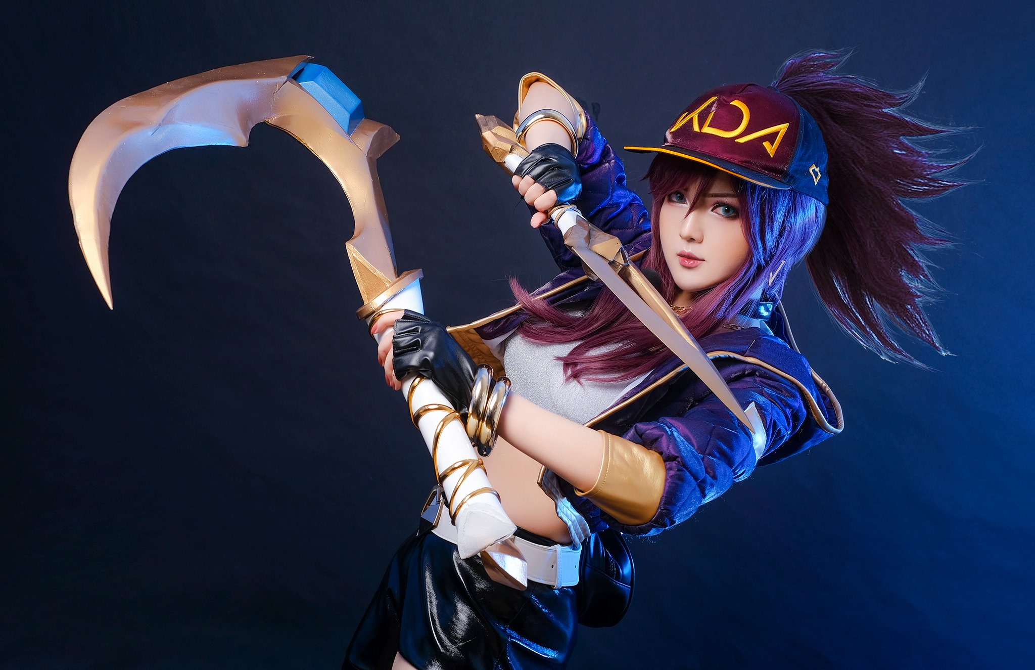 Nu Coser Viet hoa than Squid Game, lo mat that gay sot-Hinh-8