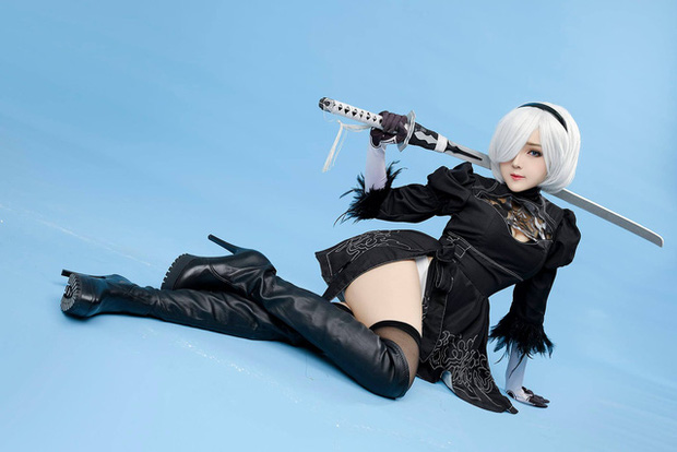 Nu Coser Viet hoa than Squid Game, lo mat that gay sot-Hinh-9