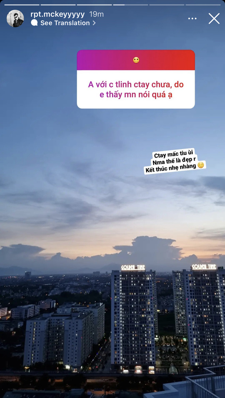 """Rap Viet chuan bi len song, MCK va Tlinh """"duong tinh doi nga"""