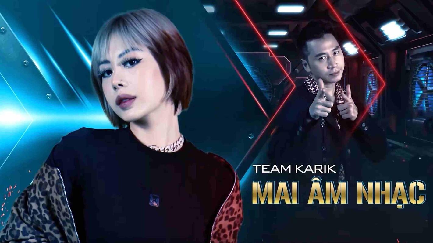 """Hiện tượng mạng Mai Âm Nhạc bất ngờ """"tố"""" ekip Rap Việt"""