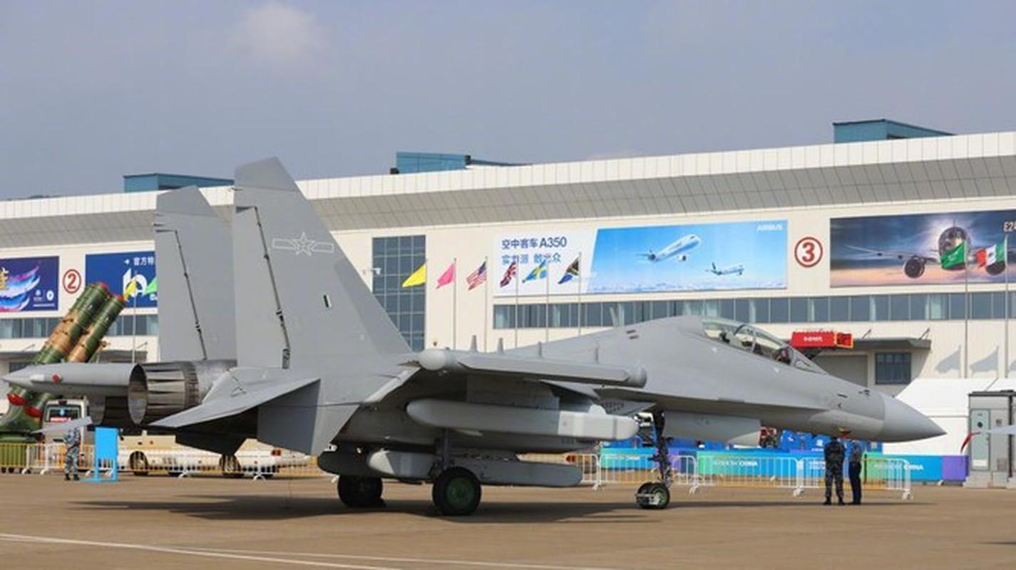 May bay tac chien dien tu J-16D Trung Quoc co de doa duoc My?-Hinh-11