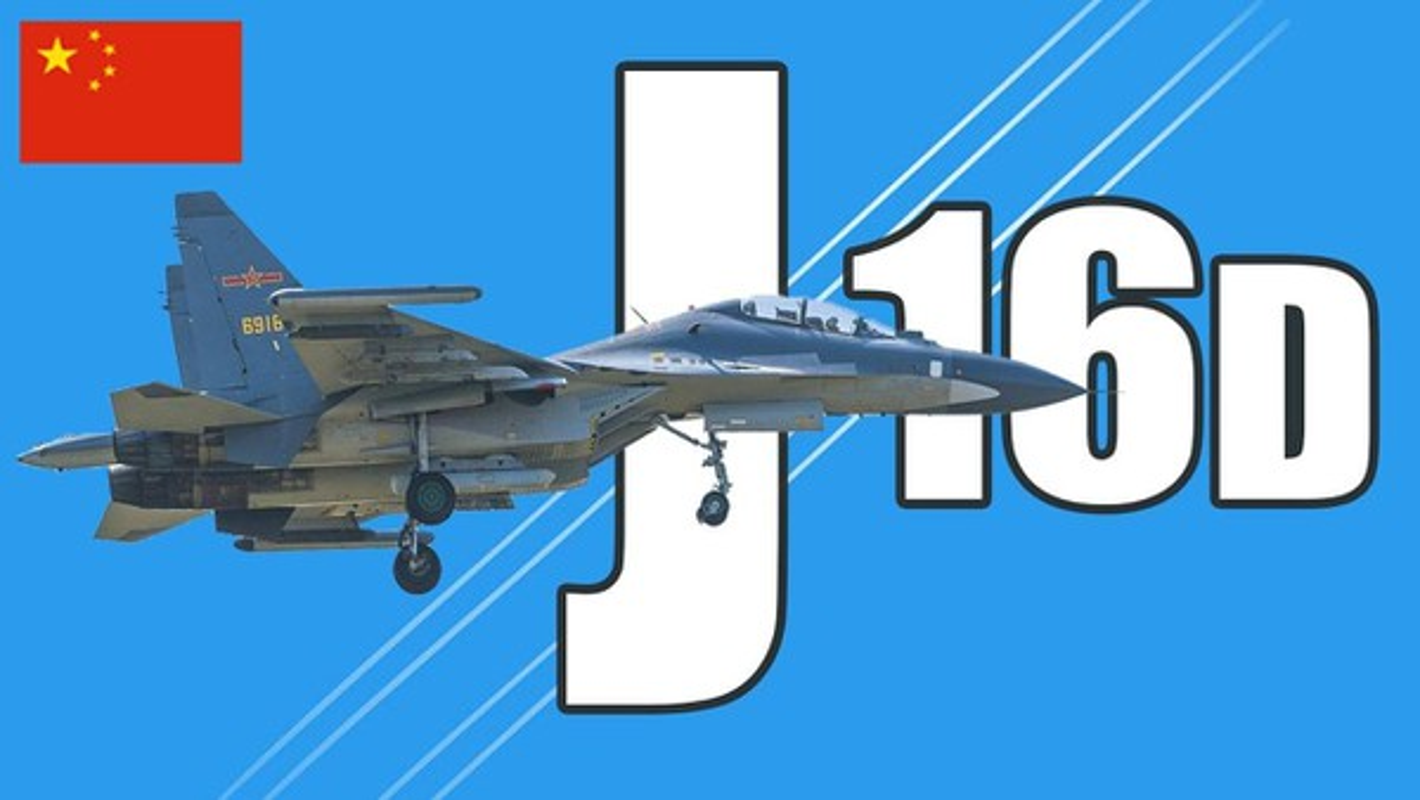 May bay tac chien dien tu J-16D Trung Quoc co de doa duoc My?-Hinh-12