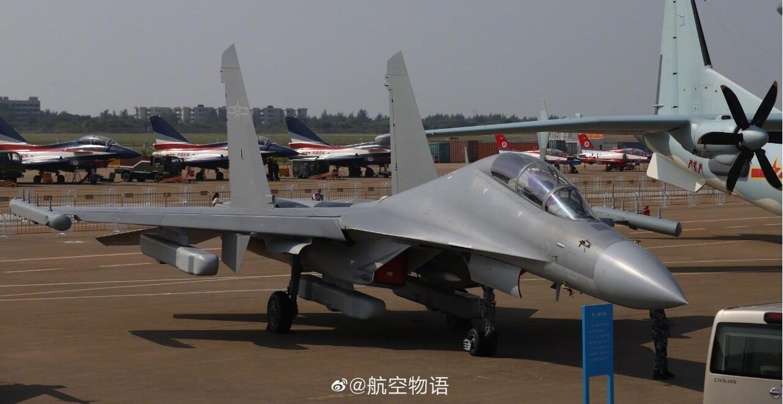 May bay tac chien dien tu J-16D Trung Quoc co de doa duoc My?-Hinh-8
