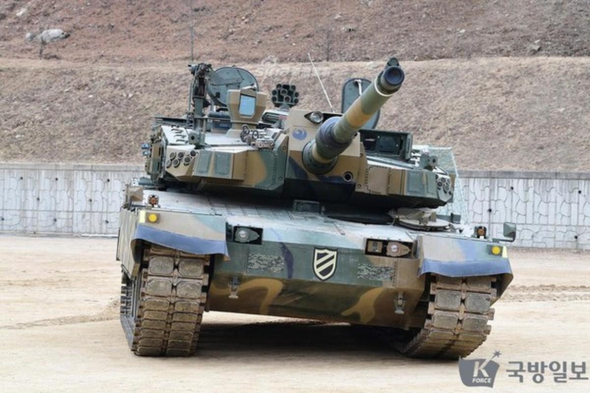 K2 Black Panther: Vu khi nang tam nen cong nghiep quoc phong Han Quoc-Hinh-11