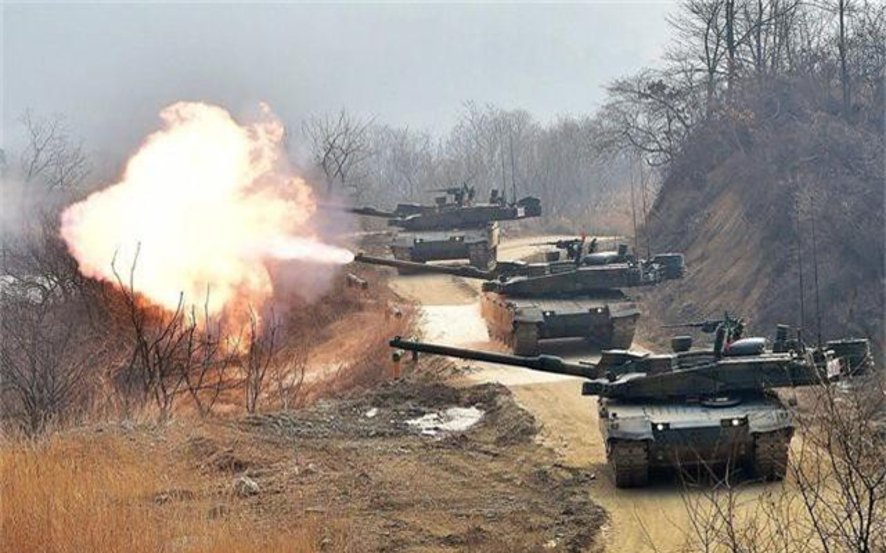 K2 Black Panther: Vu khi nang tam nen cong nghiep quoc phong Han Quoc-Hinh-14