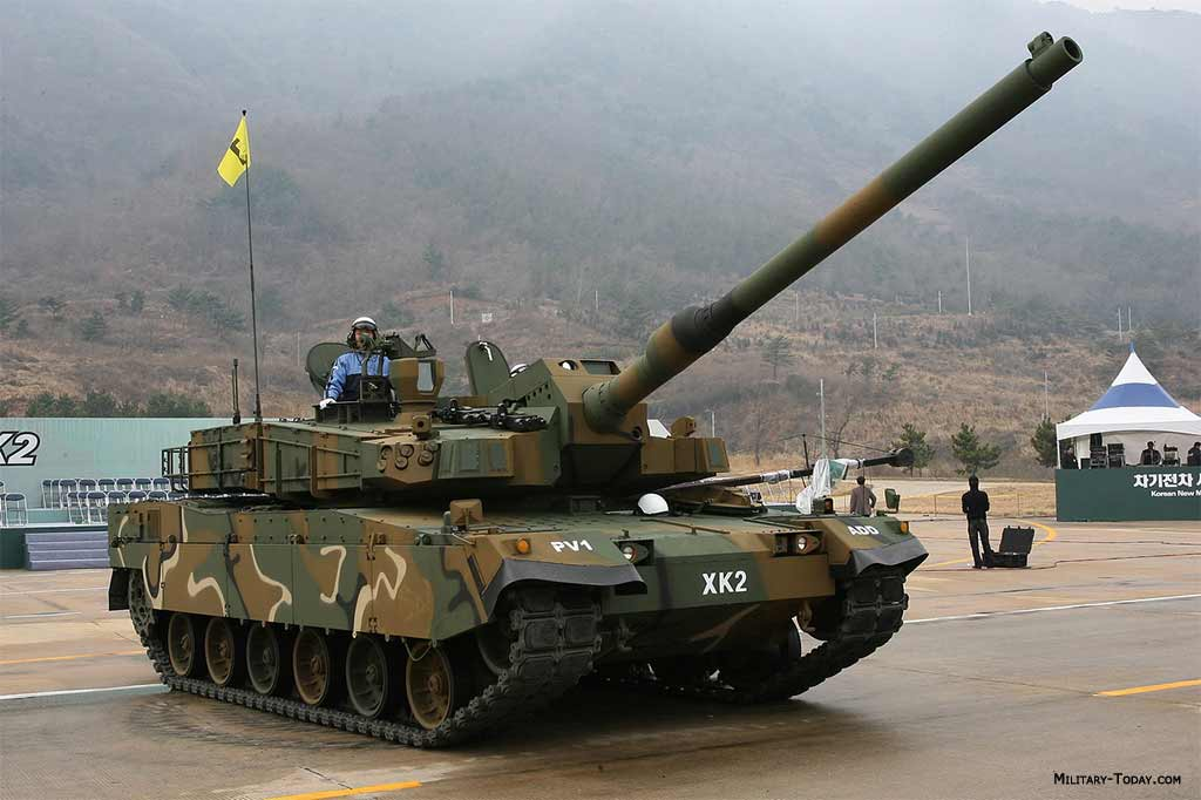 K2 Black Panther: Vu khi nang tam nen cong nghiep quoc phong Han Quoc-Hinh-4
