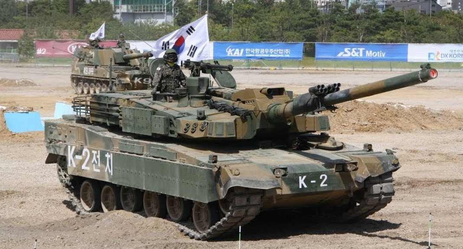 K2 Black Panther: Vu khi nang tam nen cong nghiep quoc phong Han Quoc-Hinh-7