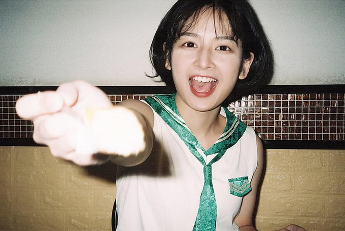 Cat phang mai toc thuot tha, hot girl xinh noi bat voi dau ngan-Hinh-6