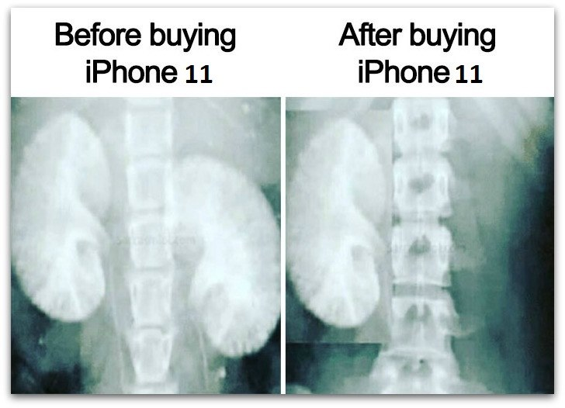 "Cho ra mat iPhone 11, dan mang che anh ""ban than"" mua sieu pham"