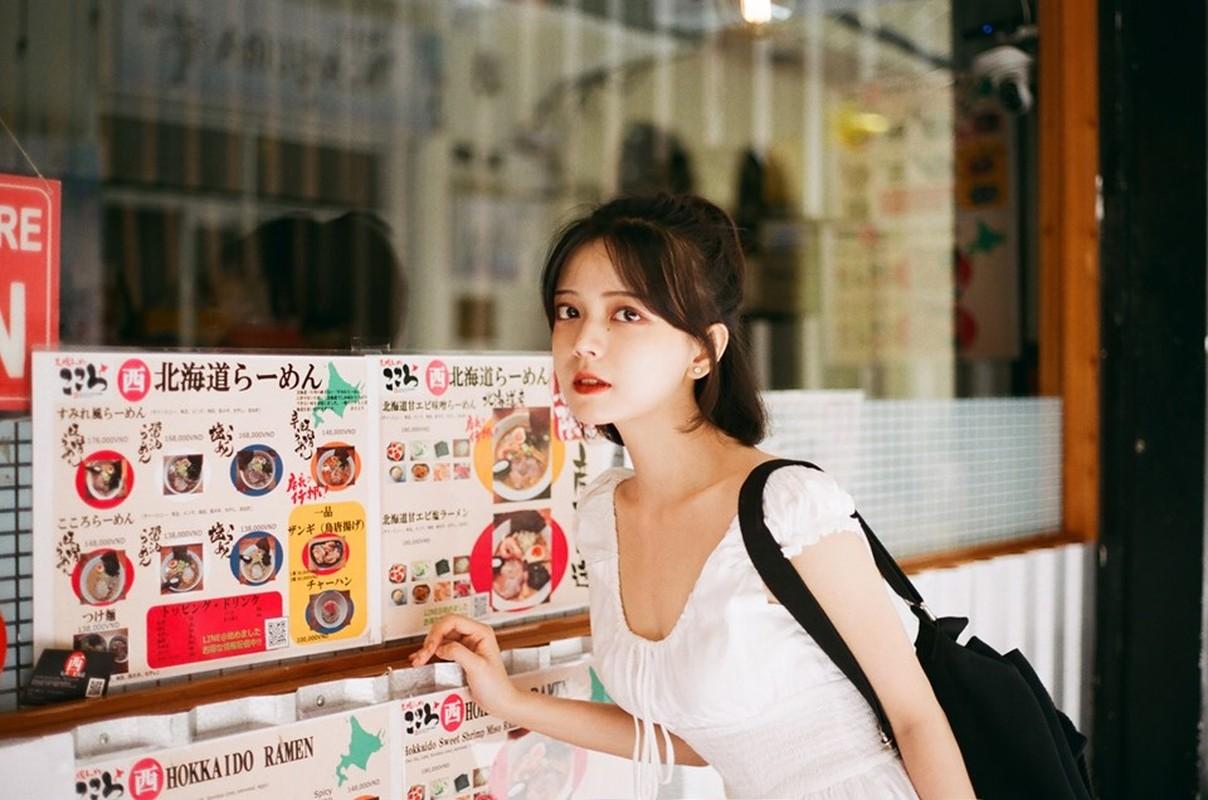 Bi nham la hot girl Trung Quoc, gai xinh DH Hoa Sen len tieng-Hinh-3