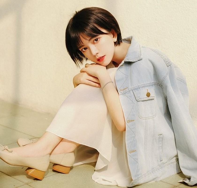 Bi nham la hot girl Trung Quoc, gai xinh DH Hoa Sen len tieng-Hinh-8