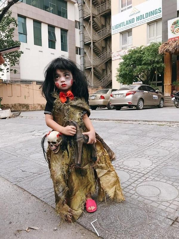 "Loat anh hoa trang ""sieu lay"" cua cac be chao don dip Halloween-Hinh-9"