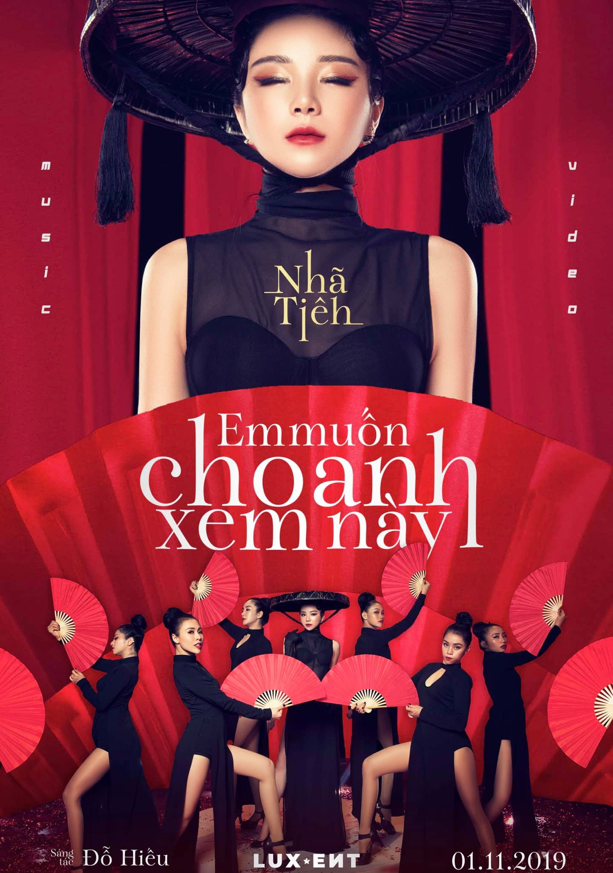 """Hot girl ngu gat"" he lo poster MV: Bi che phan cam, chieu tro-Hinh-4"