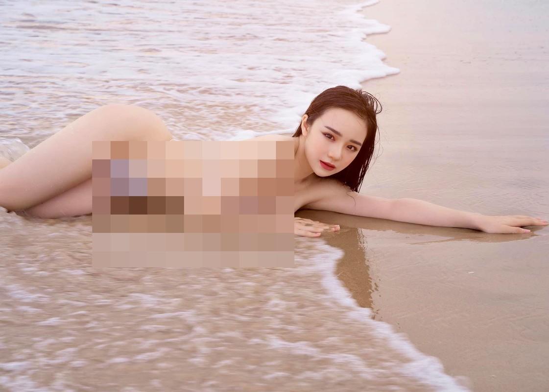 """Hot girl ngu gat"" he lo poster MV: Bi che phan cam, chieu tro-Hinh-6"