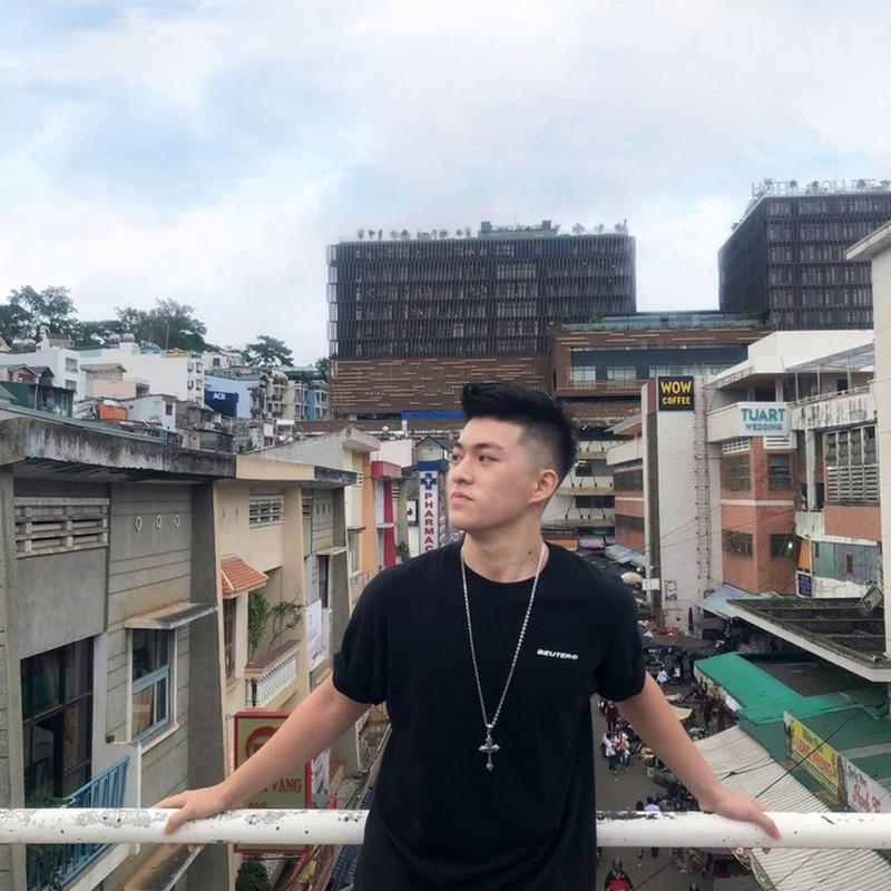 Nam sinh DH Y duoc TP HCM: dep trai, hoc gioi chuan soai ca-Hinh-7