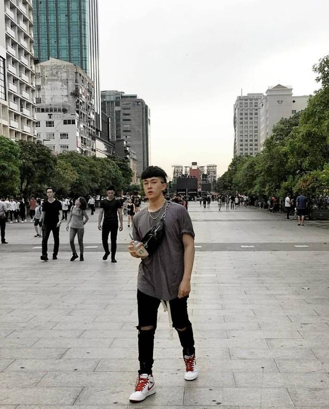 Nam sinh DH Y duoc TP HCM: dep trai, hoc gioi chuan soai ca-Hinh-9