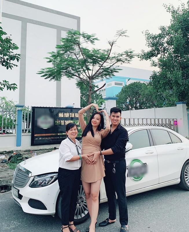 Nu CDV Viet Nam tung gay sot mang Han Quoc khoe bung bau 6 thang-Hinh-3