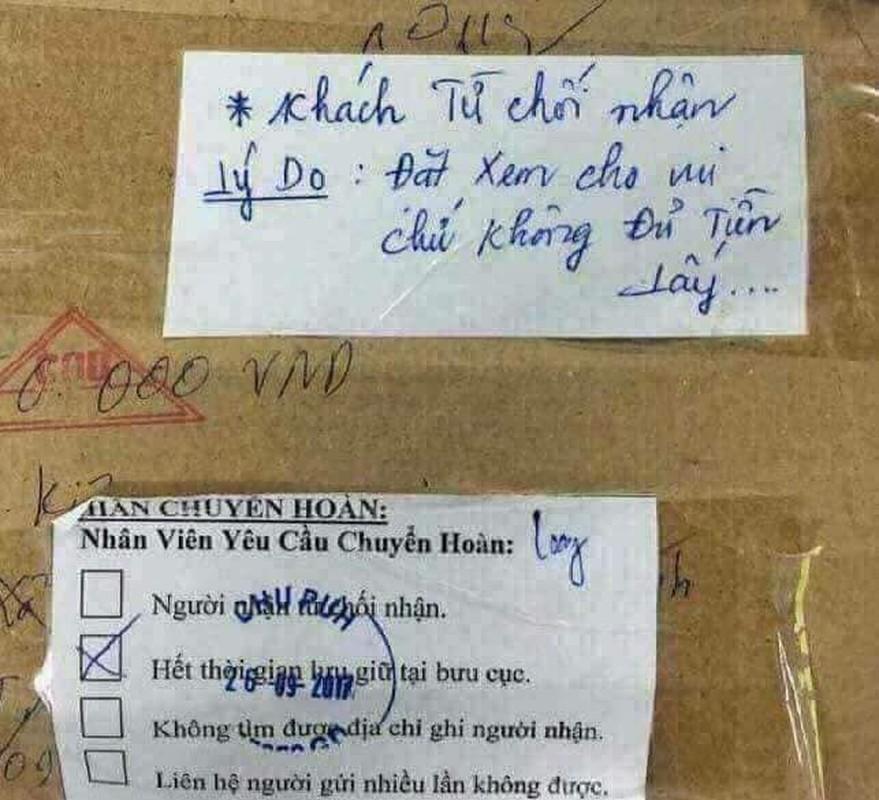 "Noi kho nghe shipper: loat ly do bom hang ""nghe vo ly nhung lai rat thuyet phuc""-Hinh-6"
