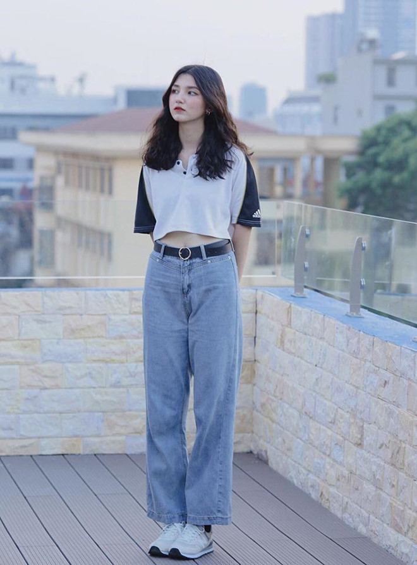 Nu sinh Dai hoc Thuong mai lien tuc bi nham voi Mai Davika la ai?-Hinh-3