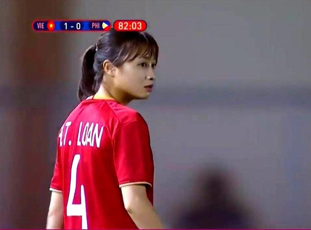 "Can canh nhan sac ""la chan thep"" cua doi tuyen nu Viet Nam tai SEA Game 30"