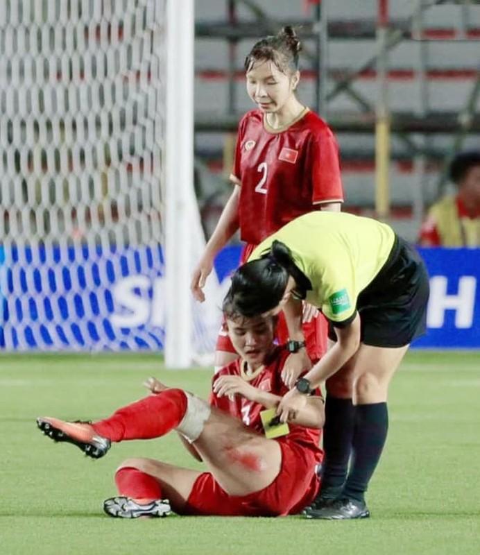 Xot xa doi tuyen nu Viet Nam dau don de gianh HCV SEA Games-Hinh-2
