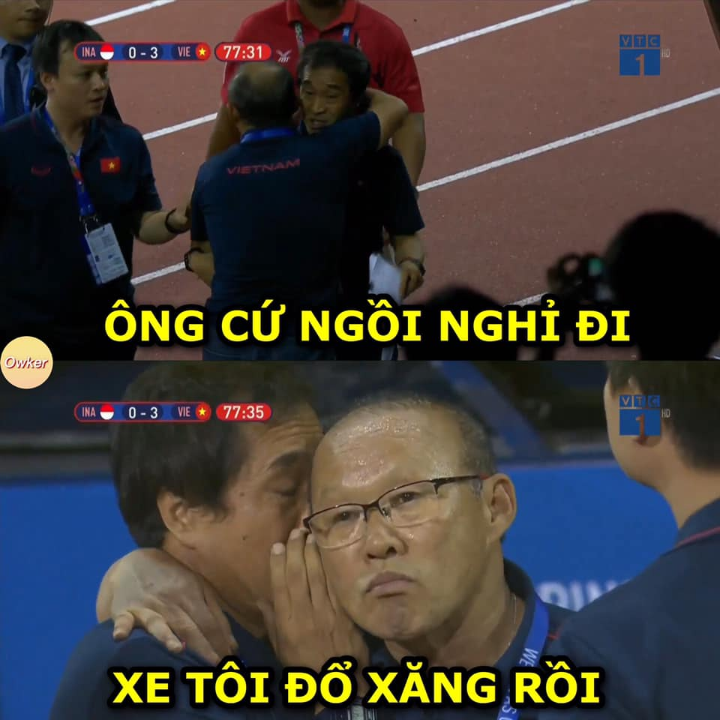 U22 Viet Nam gianh HCV SEA Games 30, HLV Park Hang-seo bi che anh vi