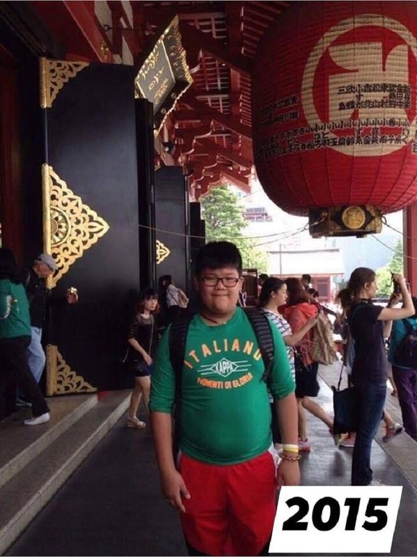 "Chang trai 100kg giam can, lot xac thanh ""soai ca"" vi ly do dac biet nay"