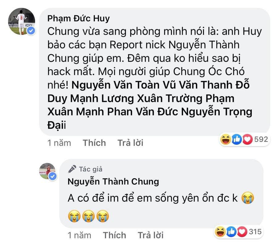 Cau thu U23 Viet Nam