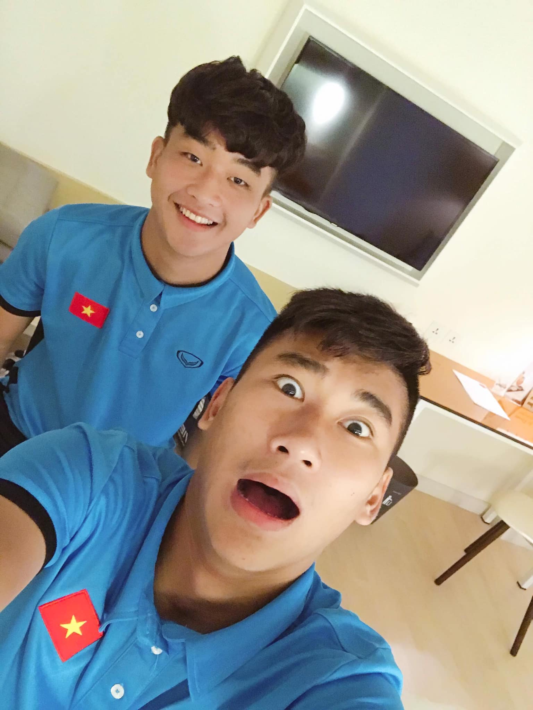 Nhung nhom ban than cua U23 Viet Nam: Tu tau hai den tre trau deu du ca-Hinh-9