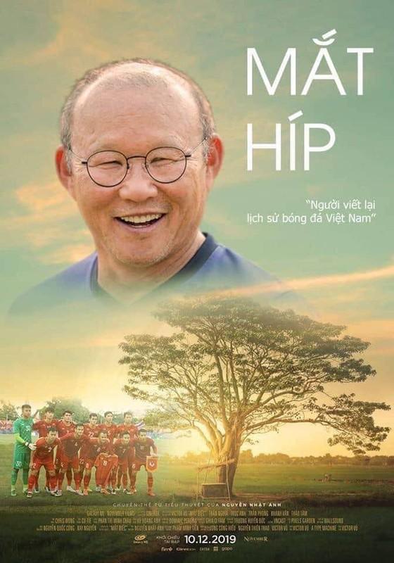"Phat met anh che poster ""Mat biec"", HLV Park Hang-seo cung la nan nhan-Hinh-3"