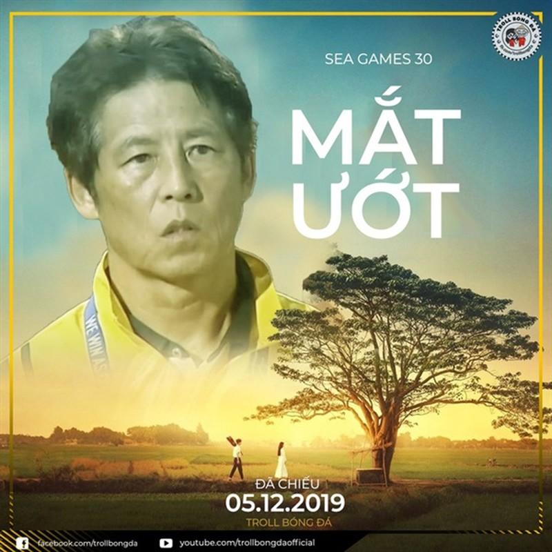"Phat met anh che poster ""Mat biec"", HLV Park Hang-seo cung la nan nhan-Hinh-4"