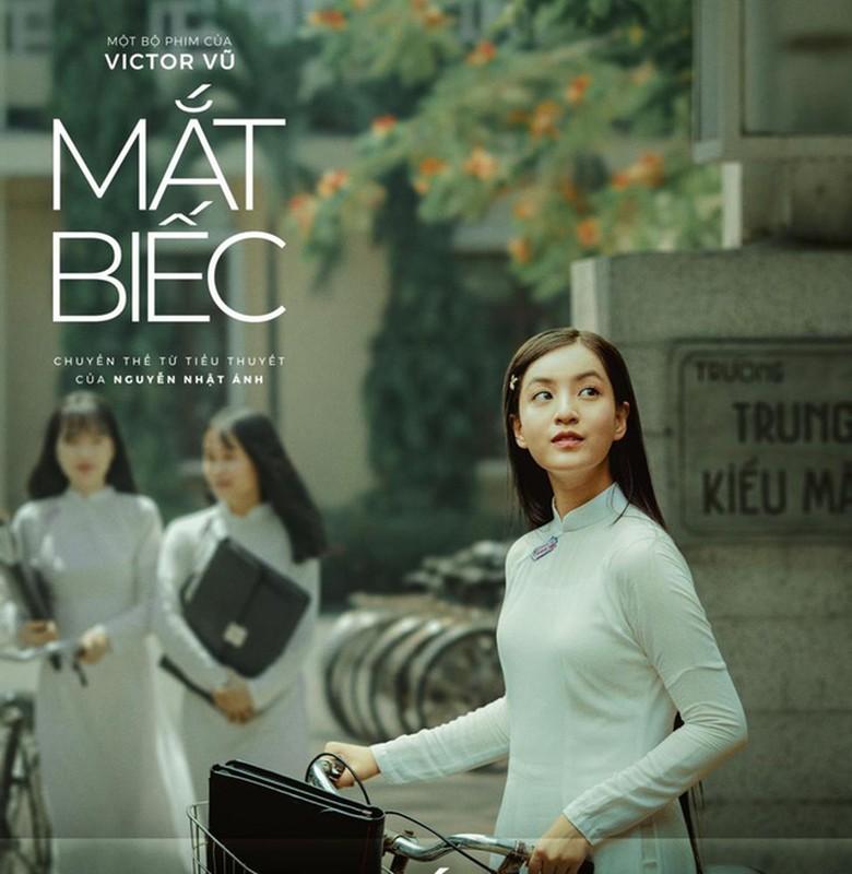 """Nhan sac hut hon cua co Hong e chong trong """"Mat biec"""""""