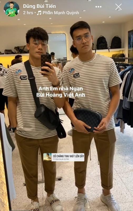 Dan cau thu U23 Viet Nam di mua sam, lam dieu truoc VCK U23 Chau A-Hinh-3